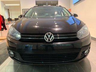 Volkswagen Golf wagon TDI Wolfsburg Edition (CERTIFIED) 2014
