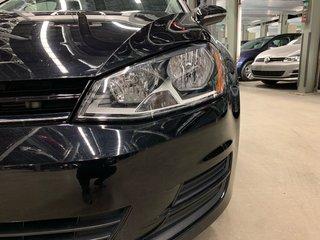 2016 Volkswagen Golf TRENDLINE 1.8TSI (CERTIFIED)