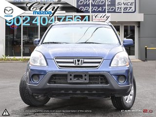 2005 Honda CR-V EX-L