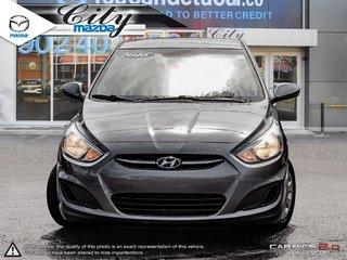 2016 Hyundai Accent G/SE