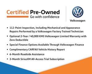 2017 Volkswagen Golf 5-Dr 1.8T Highline 6sp at w/Tip