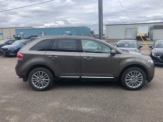 2012 Lincoln MKX 4D Utility AWD