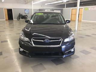 2016 Subaru Impreza 2.5I SPORT