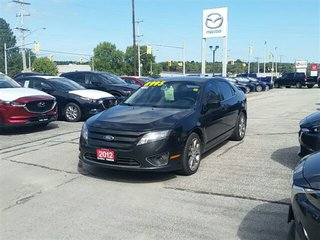 2012 Ford Fusion AWD-LEATHER-SUNROOF