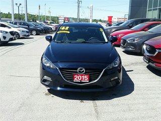 2015 Mazda Mazda3 HEATED SEATS-BACKUP CAMERA-ALLOYS