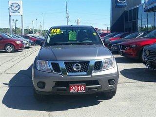 2018 Nissan Frontier ***NEW PRICE***SV-V6-BACKUP CAMERA-4X4