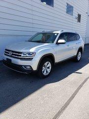 2018 Volkswagen Atlas Highline 3.6L 4Motion - DELIVERY AVAILABLE!