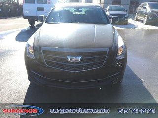 Cadillac ATS Luxury  - Sunroof - Rear Spoiler - $338.50 B/W 2018