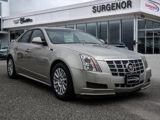 Cadillac CTS RWD 2013