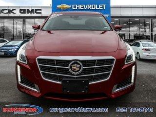2014 Cadillac CTS 3.6L SIDI AWD Performance  - $242.47 B/W