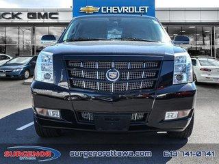 2013 Cadillac Escalade AWD  - $254.20 B/W