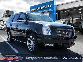 Cadillac Escalade AWD  - $254.20 B/W 2013