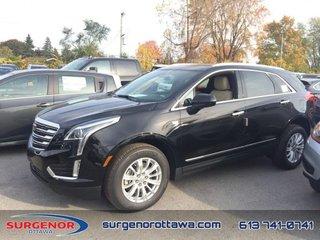 2018 Cadillac XT5 Base  - Leather Seats - $350.72 B/W