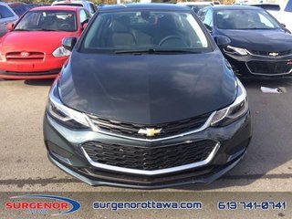 2018 Chevrolet Cruze LT  - Bluetooth -  Heated Seats - $147.75 B/W