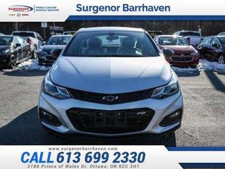 2018 Chevrolet Cruze LT  - $149.54 B/W