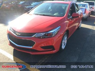 2018 Chevrolet Cruze LT  - $176.05 B/W