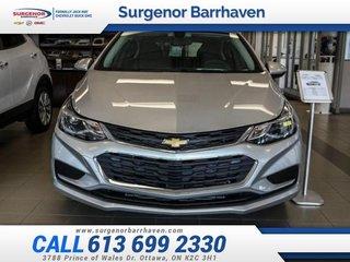2018 Chevrolet Cruze LT  - $138.34 B/W