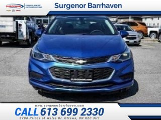 Chevrolet Cruze LT  - $146.46 B/W 2018