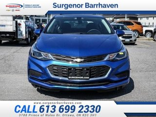 Chevrolet Cruze LT  - $154.86 B/W 2018