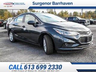 2018 Chevrolet Cruze LT  - $149.61 B/W