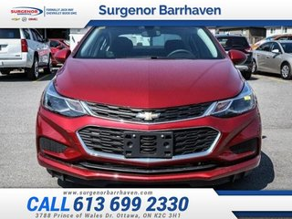 2018 Chevrolet Cruze LT  - $147.46 B/W