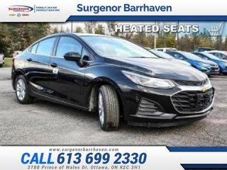Chevrolet Cruze LT  - Heated Seats -  Bluetooth 2019
