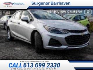 2019 Chevrolet Cruze LT  - Heated Seats -  Bluetooth - $140.26 B/W