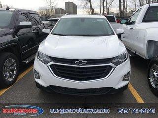 Chevrolet Equinox LT  - Bluetooth -  Heated Seats 2018