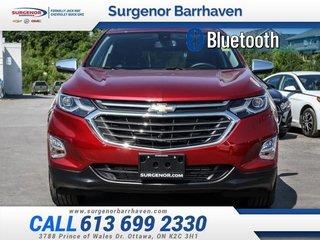 Chevrolet Equinox Premier  - Leather Seats - $267.18 B/W 2018