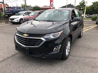 2019 Chevrolet Equinox LS  - Bluetooth -  Heated Seats - $188.46 B/W