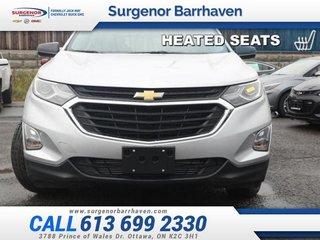 2019 Chevrolet Equinox LS  - Bluetooth -  Heated Seats - $169.36 B/W
