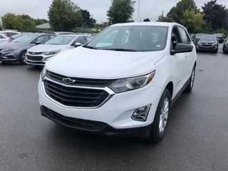2019 Chevrolet Equinox LS  - Bluetooth -  Heated Seats - $201.72 B/W