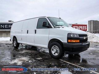 2018 Chevrolet Express Cargo Van WT  - Certified - $197.17 B/W
