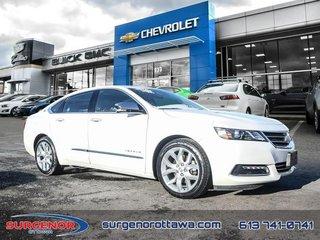 2016 Chevrolet Impala 2LZ  - Certified - Sunroof - $163.46 B/W