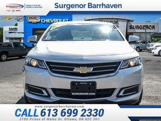 Chevrolet Impala 1LT  - Bluetooth -  MyLink - $146.02 B/W 2017