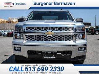 2014 Chevrolet Silverado 1500 LT  - Bluetooth - $215.88 B/W