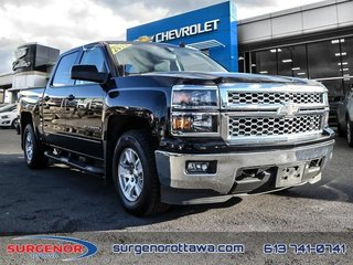 Chevrolet Silverado 1500 Crew 4x4 LT / Short Box  - $213.28 B/W 2015