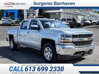 2017 Chevrolet Silverado 1500 LT  - Crew - 4x4 - 293 BW