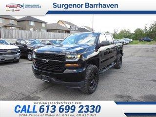 2018 Chevrolet Silverado 1500 Custom  - Rally 1 Edition - $263.48 B/W