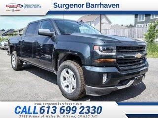 Chevrolet Silverado 1500 LT  - $348.11 B/W 2018