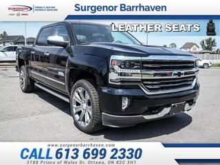 Chevrolet Silverado 1500 High Country  - Running Boards - $479.14 B/W 2018