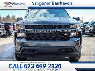 2019 Chevrolet Silverado 1500 Custom  - $268.34 B/W