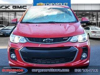 2018 Chevrolet Sonic LT  - Certified - Bluetooth - $115.57 B/W