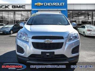 Chevrolet Trax 1LT AWD  - $122.26 B/W - Low Mileage 2014