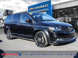 Dodge Grand Caravan GT  - Bluetooth -  Leather Seats - $181.12 B/W 2018