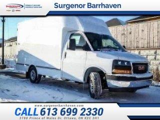 2019 GMC Savana Commercial Cutaway Van 139