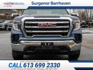 2019 GMC Sierra 1500 SLE  - $322 B/W