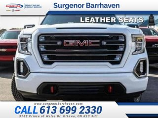 2019 GMC Sierra 1500 AT4  - Leather Seats - $386.30 B/W