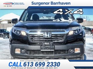 2018 Honda Ridgeline LX  - Bluetooth - $264.08 B/W