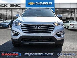 Hyundai Santa Fe 3.3L AWD Limited Saddle Interior  - $163.26 B/W 2013